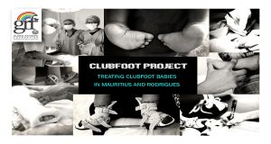 Clubfoot Project