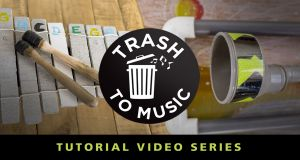 TRASH TO MUSIC