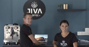 JIVA Coffee (Pre-Launch)