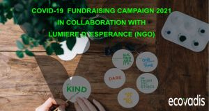 [EcoVadis (Mauritius) Ltd] Fundraising Campaign 2021