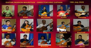 Guitar Orchestra Creation
