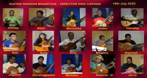 Guitar Orchestra Creation