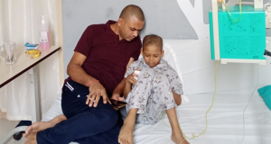 Raise funds to complete treatment protocol of my son