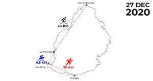 Du Nord au Sud – Triathlon Solidaire de Décembre