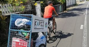 A Sustainable Recycling Plastic Project for Mauritius