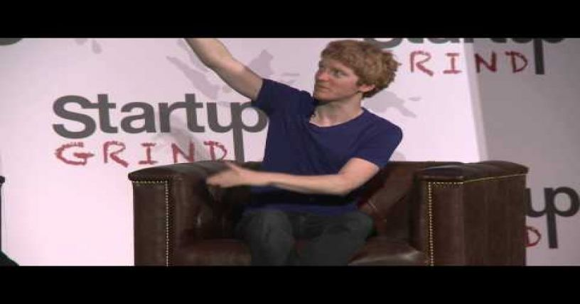Patrick Collison | A Fireside Chat with Stripe's Co-founder + CEO