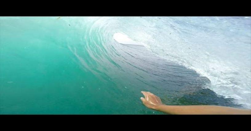GoPro : Koa Smith - Desert Point 06.17.15 - Surf