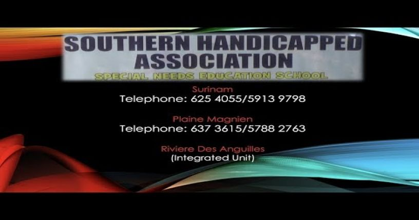 Southern Handicapped Association - Promotional Video