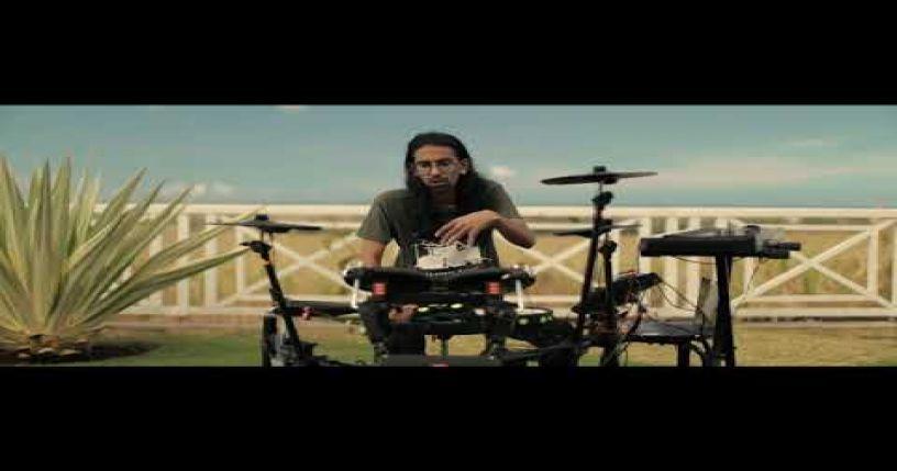 Gary Mach - DJ Drummer (Introduction)